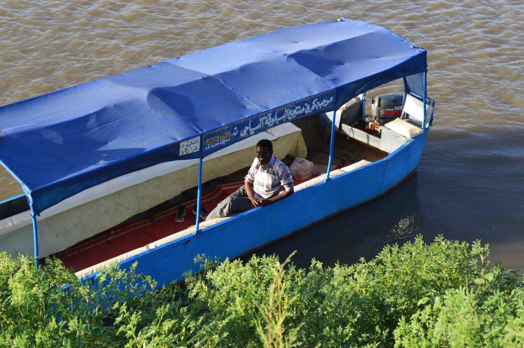 Boat Ride around Nile