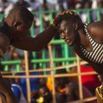 Nuba Wrestling Sudan