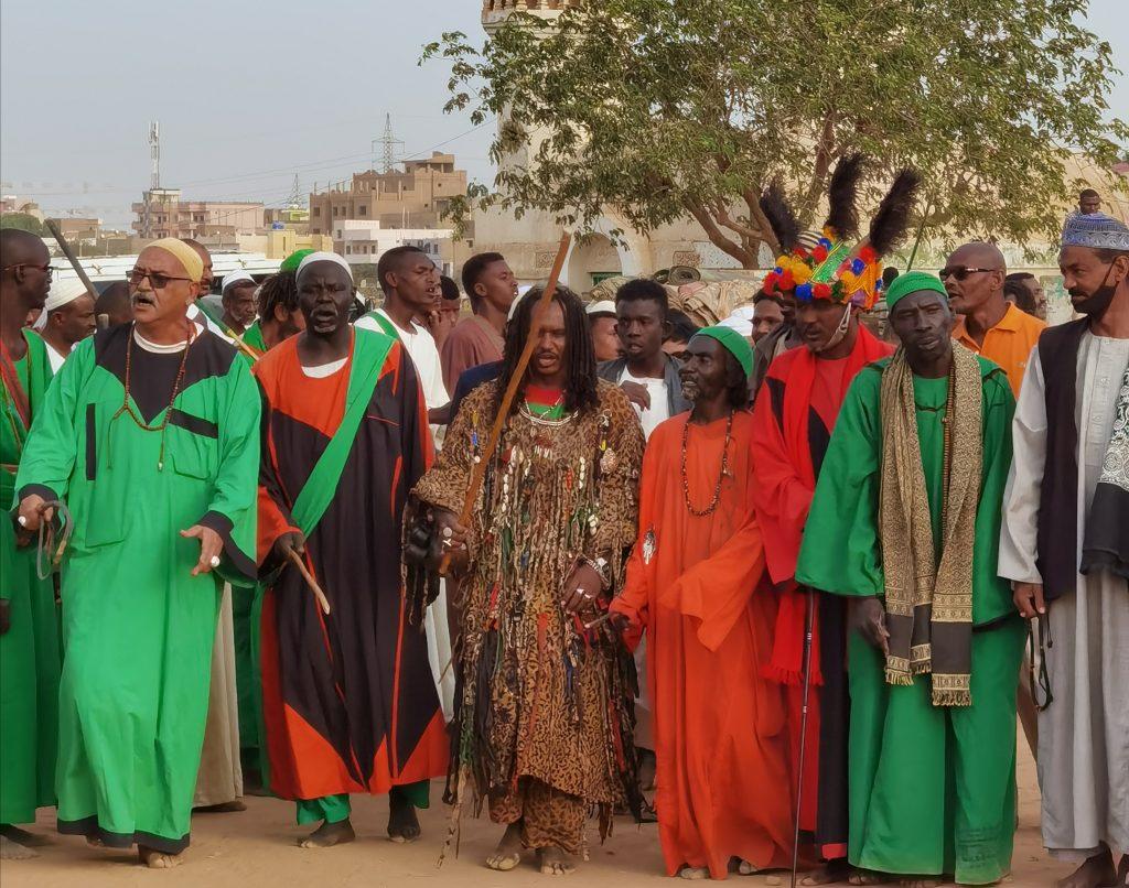 Dervishes Sufis Omdurman