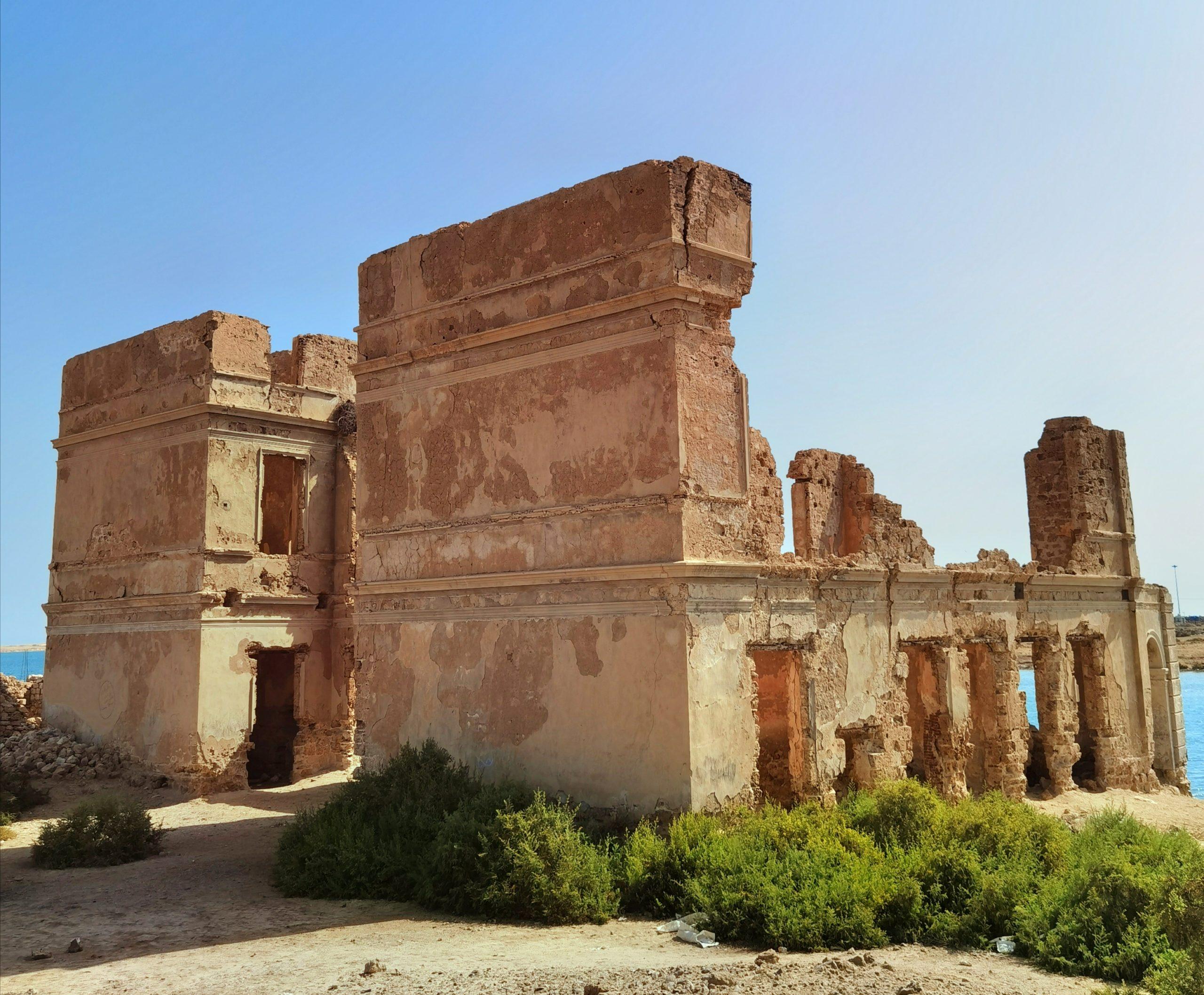 Suakin Island, Sudan
