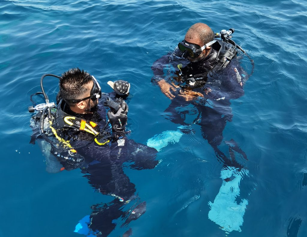 Diving Portsudan Sudan