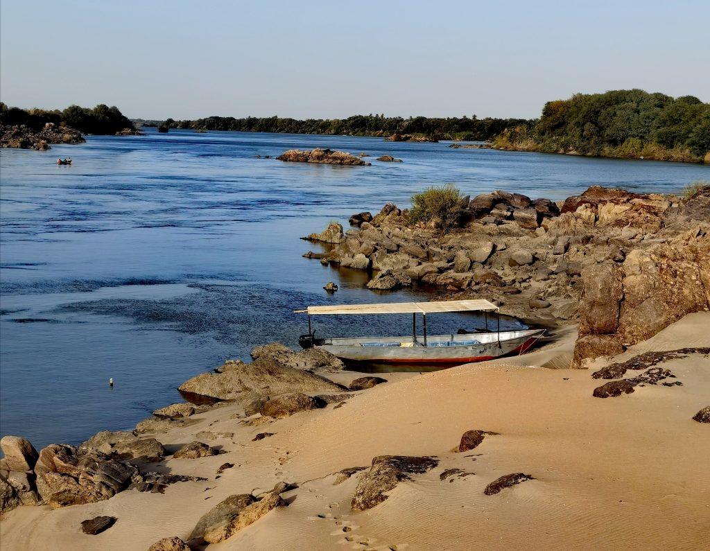 Kassinger Islands, Sudan